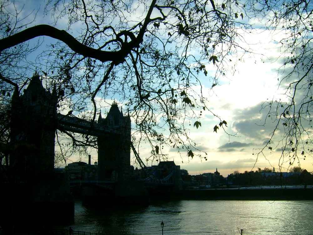London Tower Bridge Gradwanderung