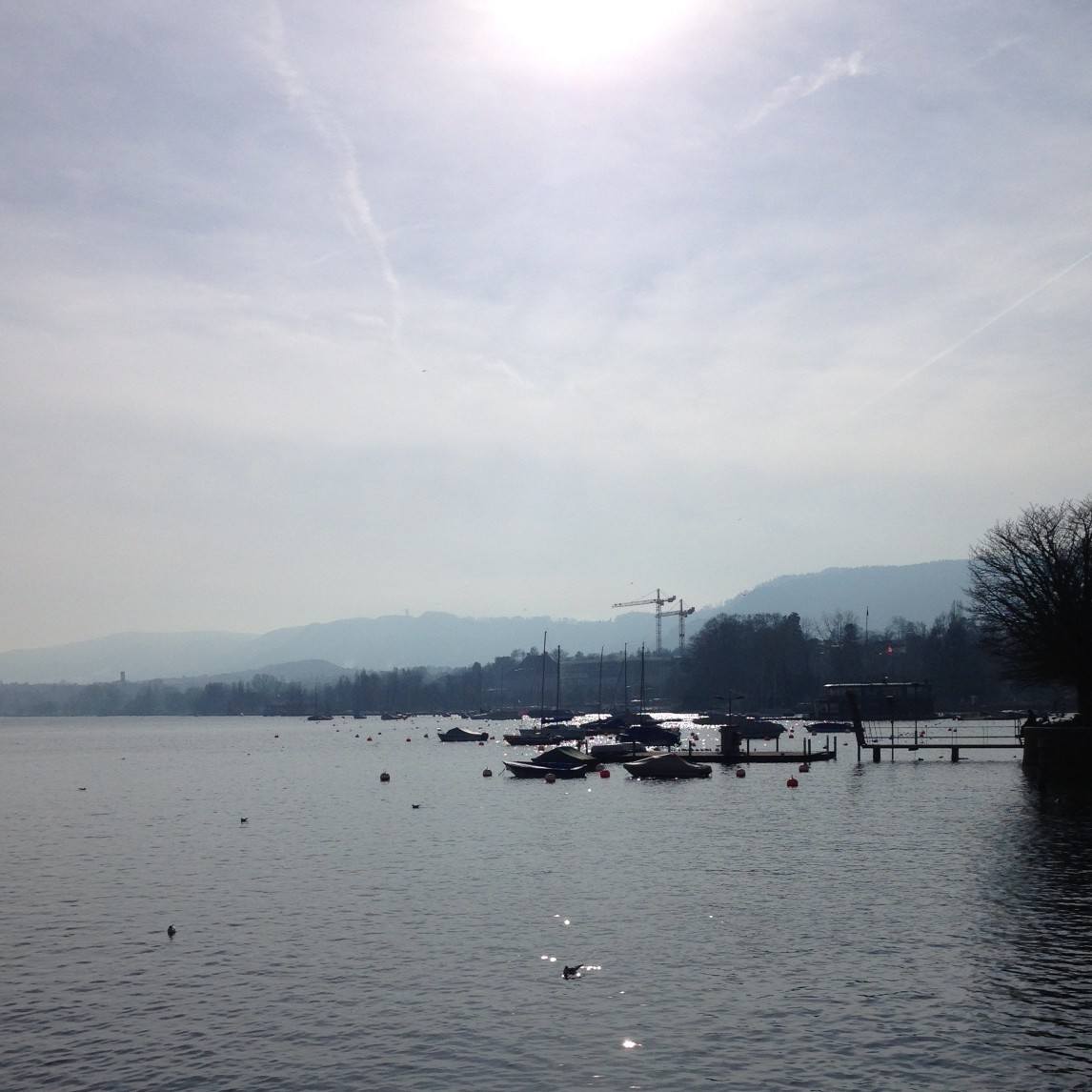 Zürichsee genussgeeks kurztrip nach Zürich