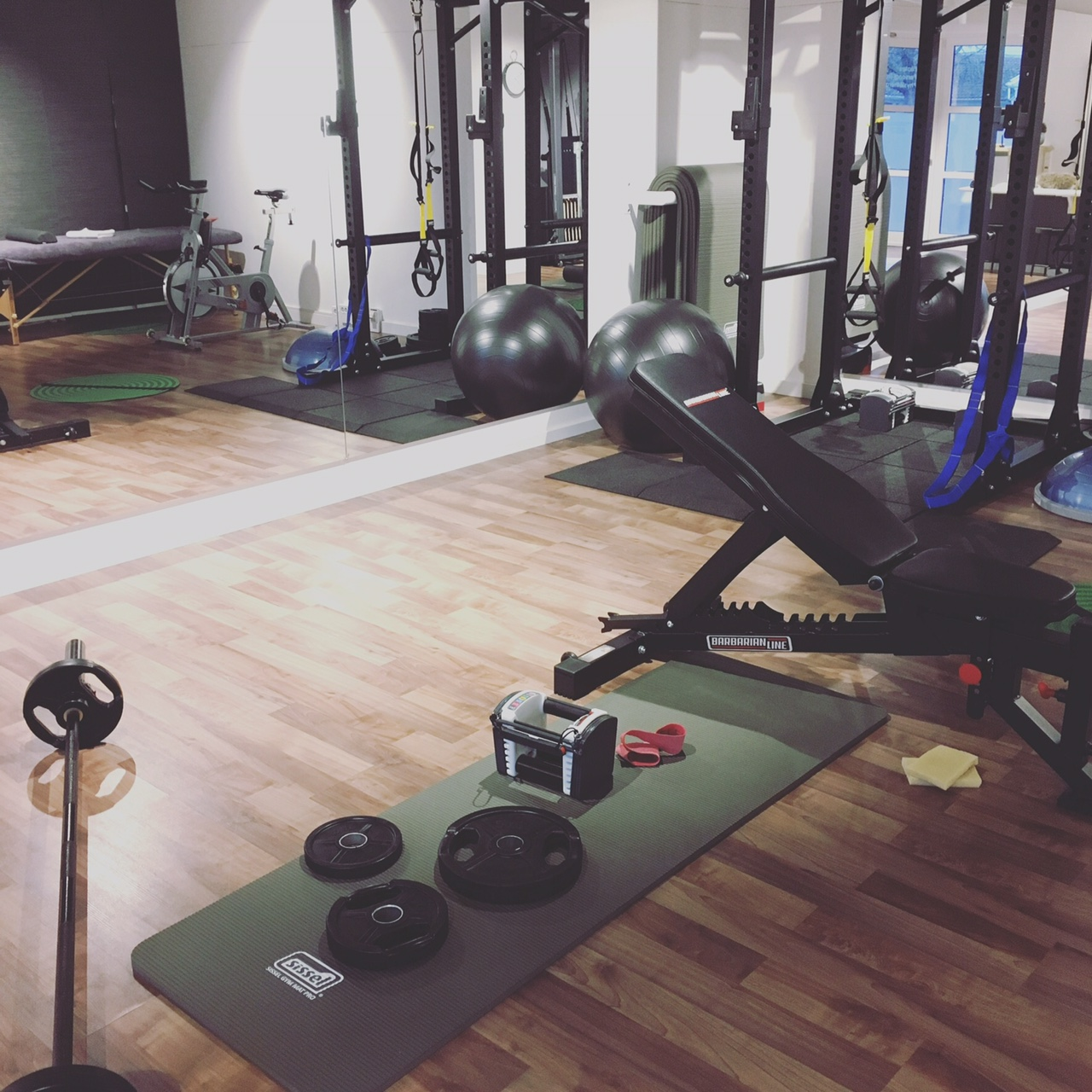 Personal training ammersee